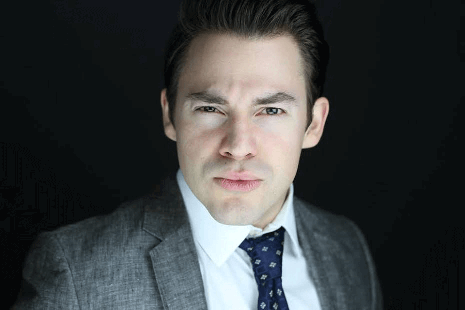 Introducing actor Christian B. Leadley; From Aquinas Institute to making it in the Big Apple