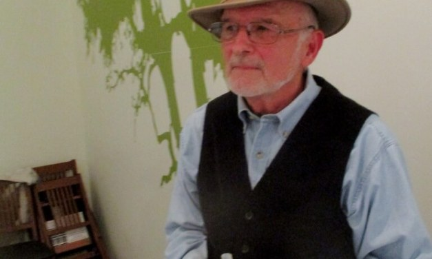 Storyteller Bill Pruitt interweaves the lives of Susan B. Anthony and Frederick Douglass