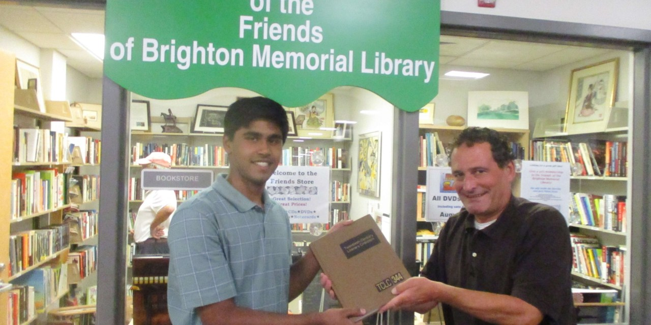 Read about Sutton Griggs at the Brighton Memorial Library