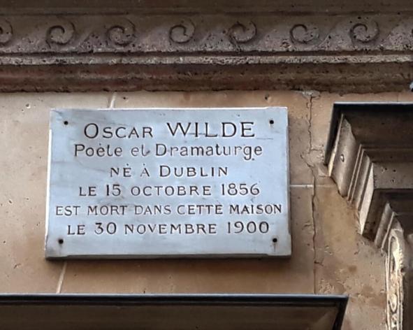 Where Oscar Wilde Died