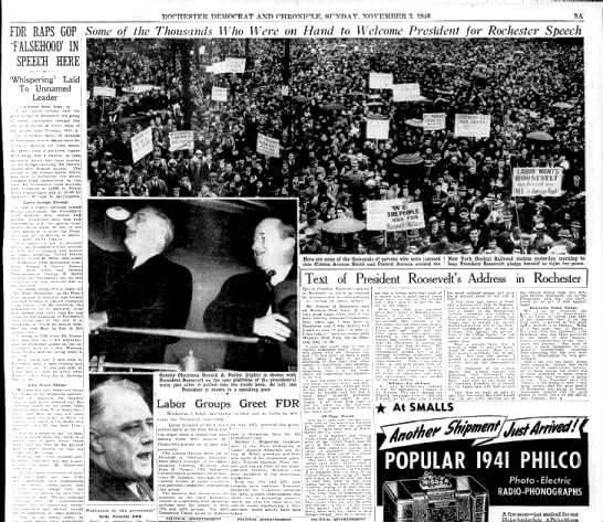 Democrat and Chronicle, 03 Nov 1940, Sun, Page 9