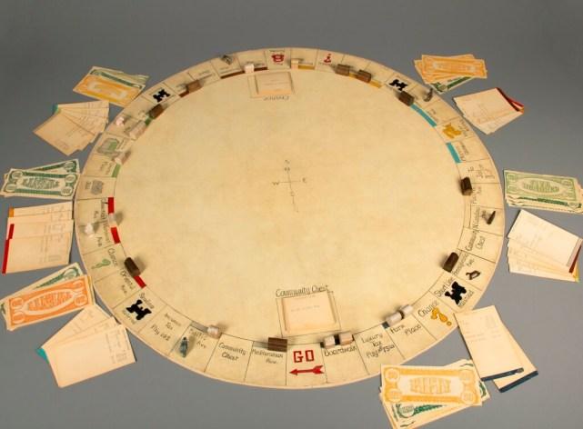 Darrow Monopoly Set compressed
