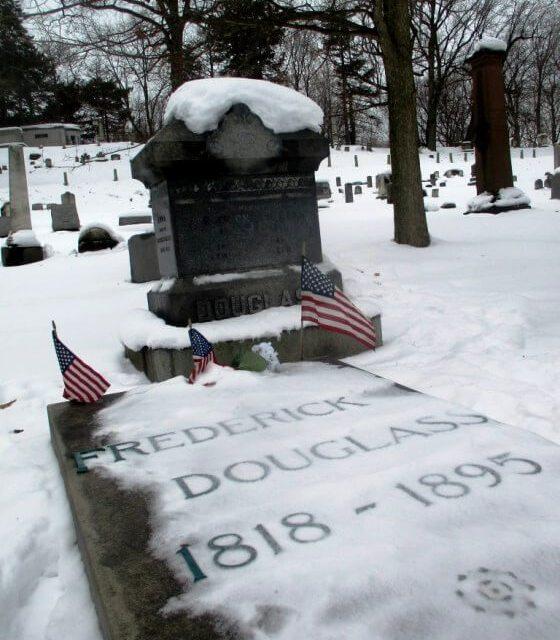Discovering Frederick Douglass