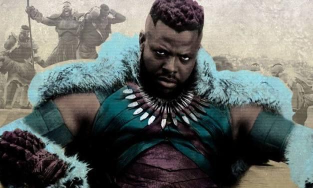 """Bill Pruitt reviews """"Black Panther"""""""