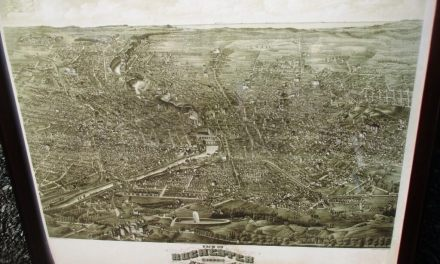Garfield Reaches Rochester on the Presidential Trifecta Campaign Train, August 4th, 1880