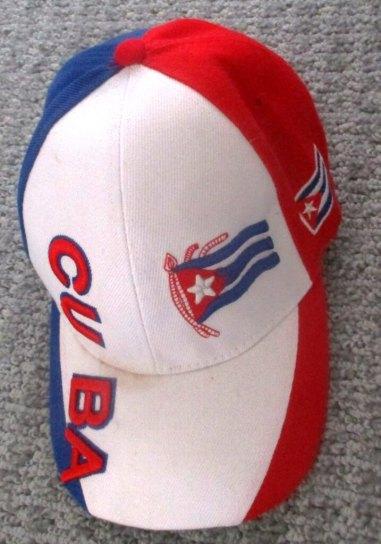 cuba hat
