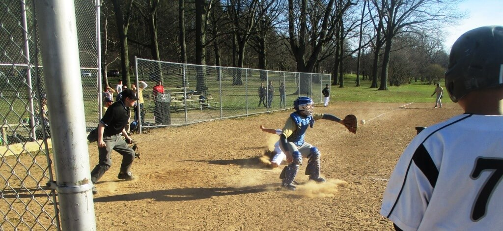Adding a SOTA baseball game and the Air Horn guy to the Cobb's Hill series