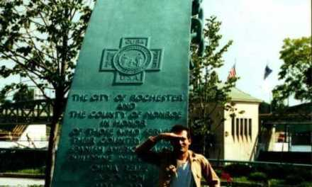 The 118th Otis Day, June 15th, and the War Memorial Eagle