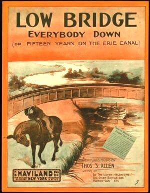 Low Bridge sheet music