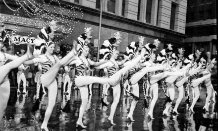 A Blast (of cold air) From the Past: The Syracuse University Marching Band and Macy's 1971 Thanksgiving Day Parade