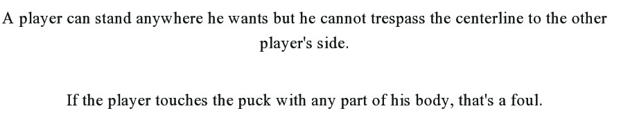 From Air Hockey Rules For Amateurs: Simplified Guidelines For A Better Game