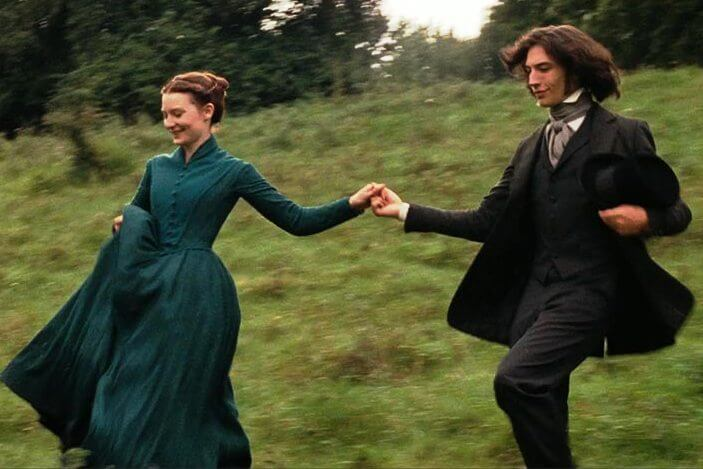 Emma and from the 2014 film adaptation, Madame Bovary. (waytooindie,com)