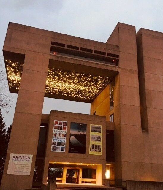 The Museum that Wax Built: An Appreciation of the Johnson Museum of Art at Cornell University