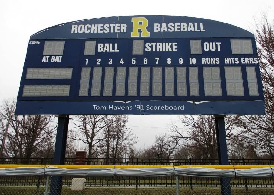 The University of Rochester's John Ghyzel follows in the footsteps of Tom Havens '91 (Madison Muskies, 1992)