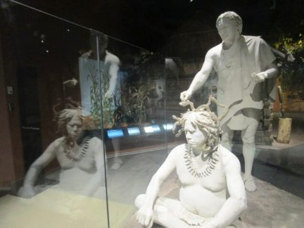 Dekanawida and Hiawatha, the Rochester Museum and Science Center. Haudenosaunee Days at the RMSC