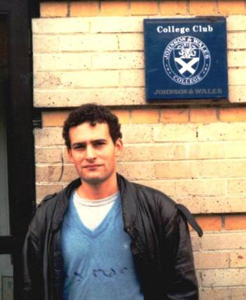 Providence, RI. 1988. When not teaching Reading and Life Skills at J & W, I peddled APS all over southern New England.