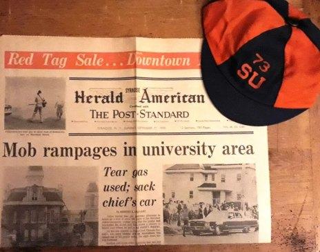 Syracuse Herald American Sept. 27, 1970