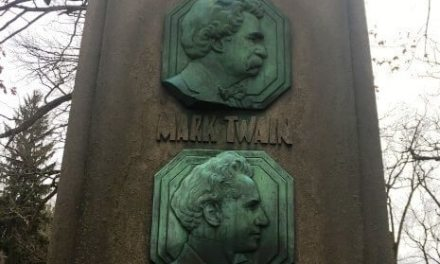 Wit and Repartee at Woodlawn: A Secular Pilgrimage to Mark Twain's Gravesite in Elmira, NY.