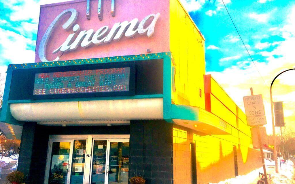 The Cinema Theater: Rochester's Oldest Neighborhood Theater