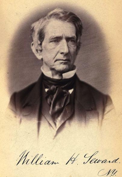3. Willian Henry Seward