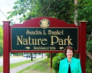 From More on how the Sandra L. Frankel Nature Park came to be