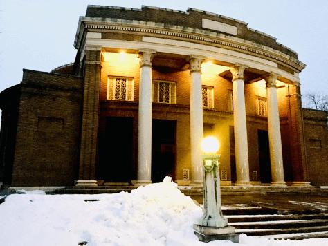 The Lyric Theater: East Avenue's Apotheosis