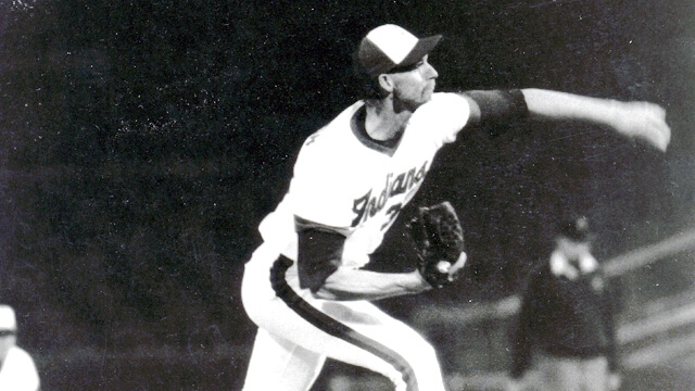 Randy Johnson tossed his first pro complete game to lead Tribe over Rochester in Game 3 of 1988 Triple-A Championship (Indianapolis Indians News)