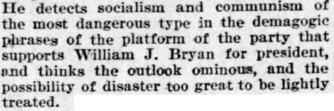 Wed, Sep 09, 1896 socialism
