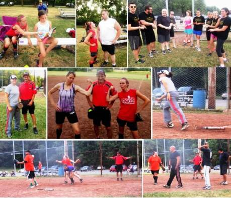Brighton Town Supervisor and Council, bring softball back to Brighton Town Park. From The difference between guys and girls in coed softball at Brighton Town Park