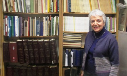 Honoring Mary Jo Lanphear, Brighton Town Historian since 1986
