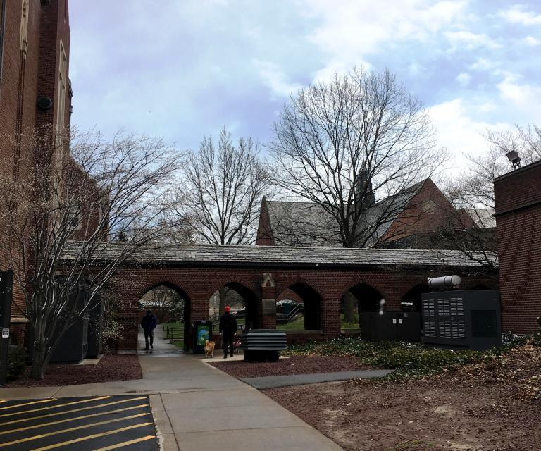 An Eerie Quiet at Nazareth College, Part Two, by Ian Richard Schaefer