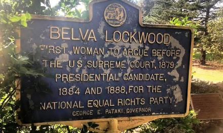 Remembering the Legacy of Belva Lockwood