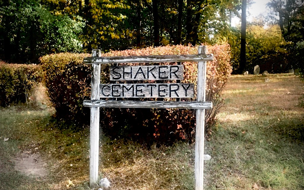 Something Moving Beside the Breeze:Exploring an Abandoned Shaker Village in Groveland