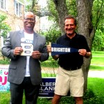 On the electoral road with Van White