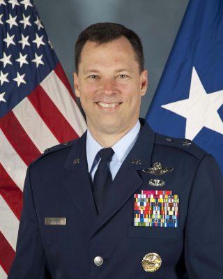 Major General Dagvin Anderson