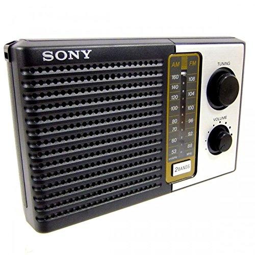 Sony ICF F10 Radio Review [Portable Radio]