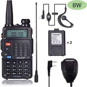 TIDRADIO 8Watt Ham Radio Handheld