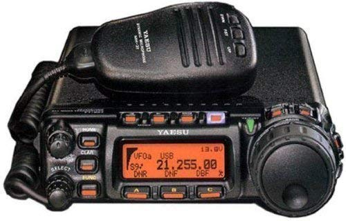 Yaesu FT-857D Review [Portable Ham Radio]