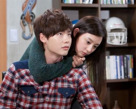 """อีจงซอก คิมจีวอน ในซิตคอม """"High Kick 3"""""""
