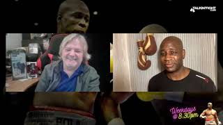 Boxing Robberies Part 2 | The Scoop with Bola Ray | Talkin Fight