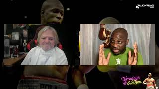 Andrew Golota | The Scoop with Bola Ray | Talkin Fight