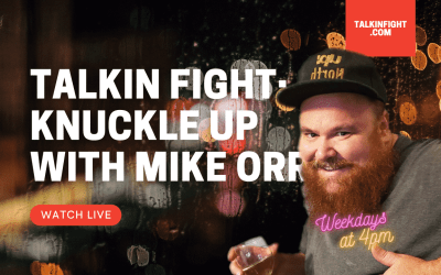Sunday Knockout Artist of the Week | Knuckle Up with Mike Orr | Talkin Fight