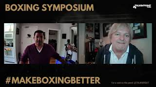 Muppet Researcher (Part Two) | BOXING SYMPOSIUM | Talkin Fight