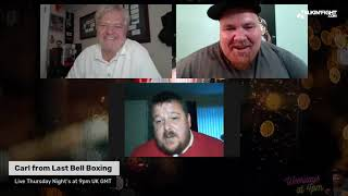Rylan Charlton | Knuckle Up with Mike Orr | Talkin Fight