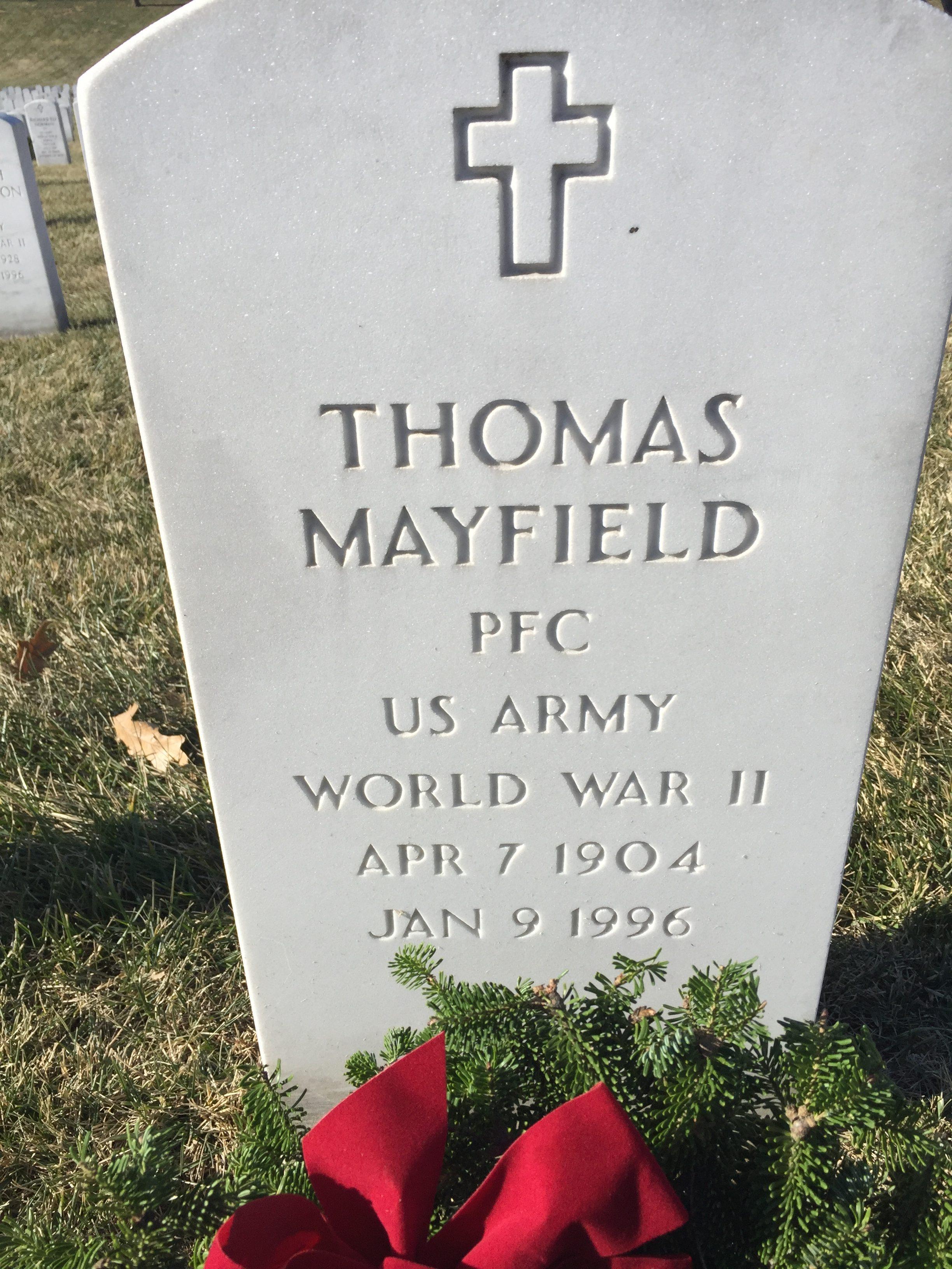Thomas-Mayfield