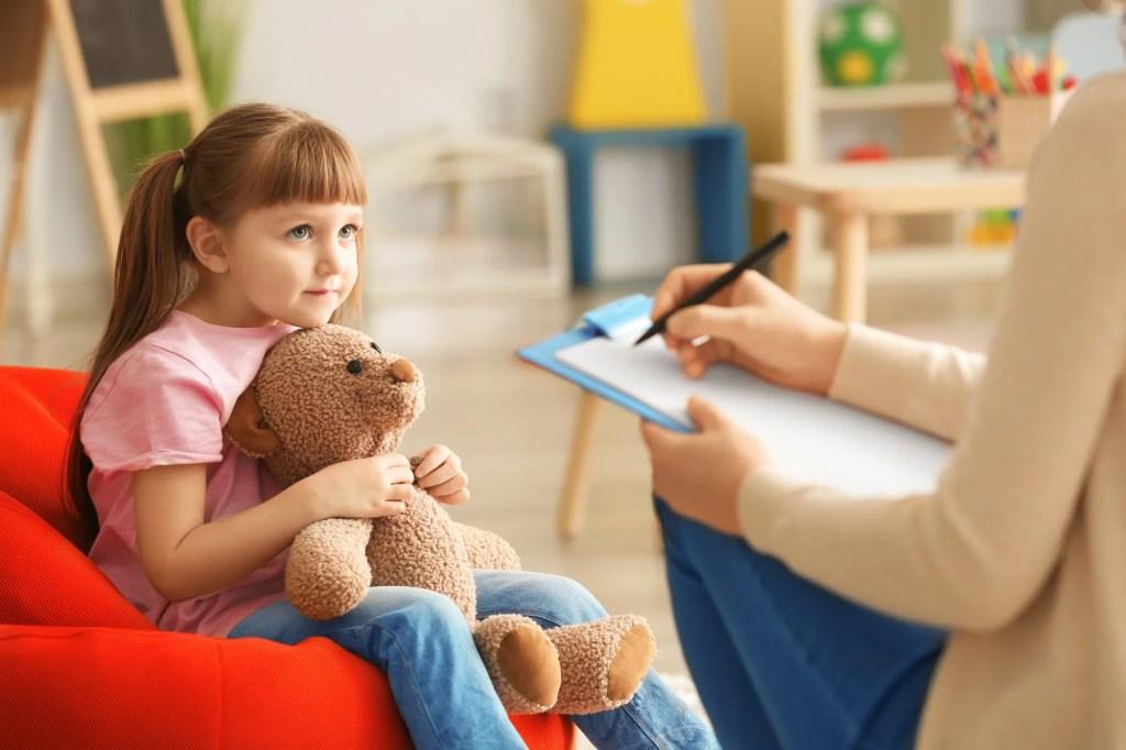 therapist for children