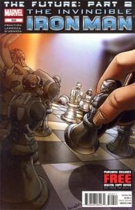 Invincible Iron Man 522