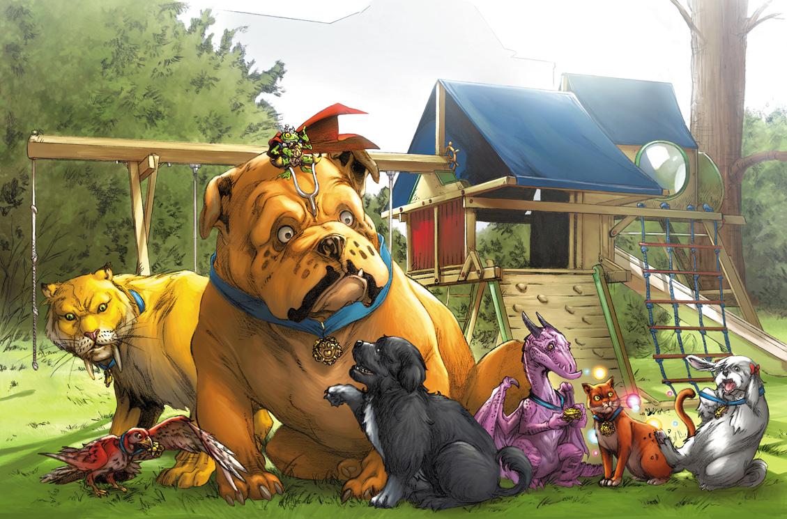 Image result for pet avengers assemble