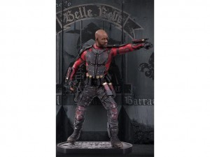 talking comics suicide squad figurines