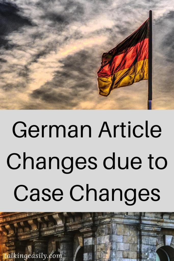 Post Pin: Article Changes Due To Case Changes